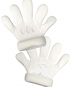 Child Super Mario Gloves
