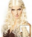Dragon Princess Wig Platinum Blonde