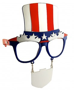 Uncle Sam Sunglasses