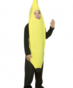Kids Banana Costume