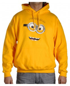 Despicable Me Minion Fleece Hoodie
