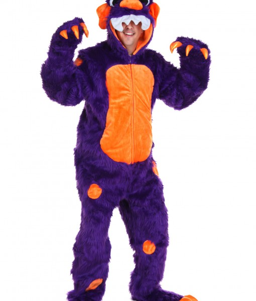 Adult Morris the Monster Costume
