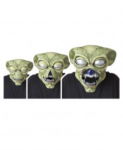 Alien Visitor Ani-Motion Mask