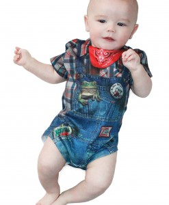 Infant Boy Hillbilly Costume T-Shirt