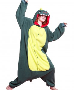 Monster Pajama Costume
