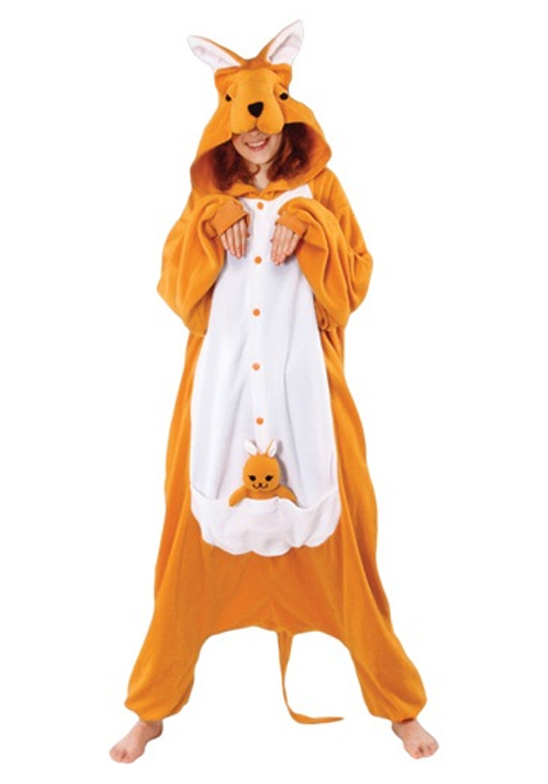 sc 1 st  Halloween Costumes & Kangaroo Pajama Costume - Halloween Costume Ideas 2016