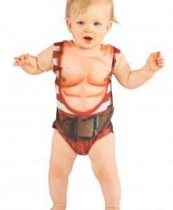 Infant Strongman Costume TShirt