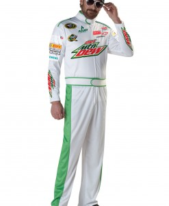 Adult Dale Earnhardt Jr Costume