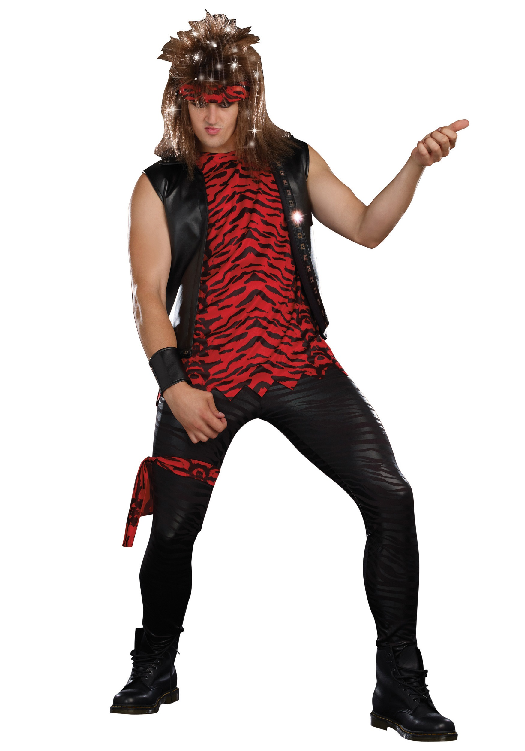 male rockstar costume halloween costume ideas 2018