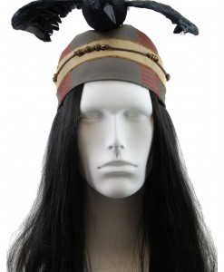 Prop Replica Tonto Crow Headdress