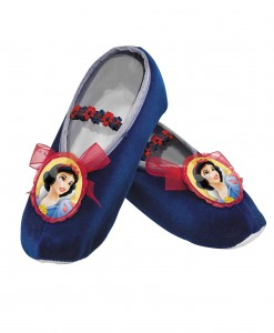 Snow White Ballet Slippers