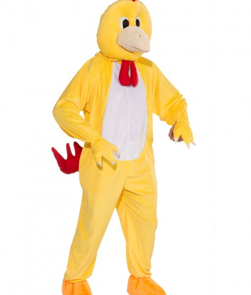 Promotional Chicken Mascot Costume