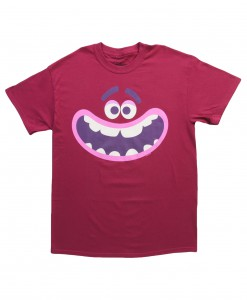 Monster's University I am Art Costume TShirt