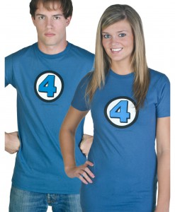 Fantastic 4 Costume T-Shirt
