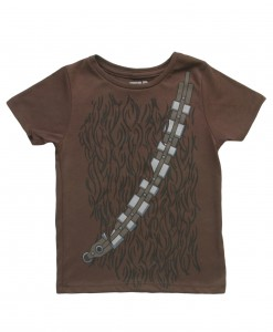 Boys I am Chewbacca Costume T-Shirt