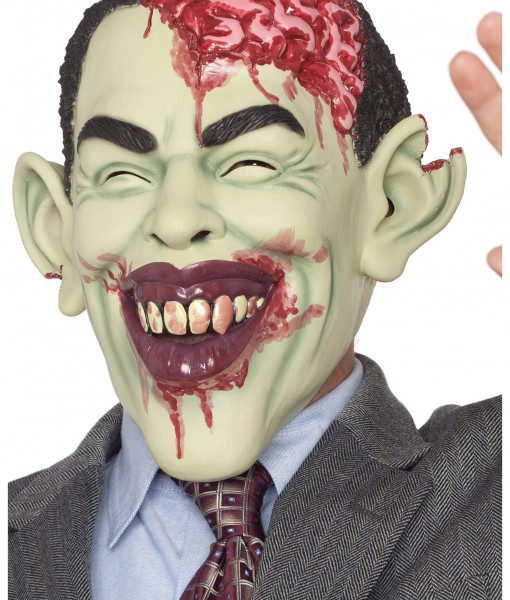 Zombie in Charge Mask