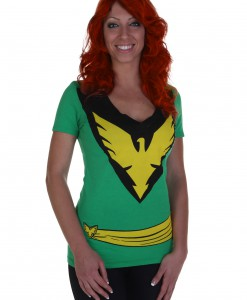 Womens X-Men Phoenix T-Shirt