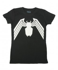 Womens Venom Costume T-Shirt