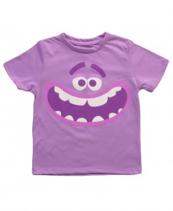 Boys and Girls Monsters University I Am Art Costume TShirt