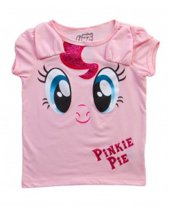 Toddler My Little Pony Pink Pie Costume T-Shirt
