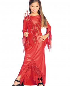 Diva Devil Halloween Costume