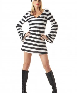 Women's Prisoner Costume