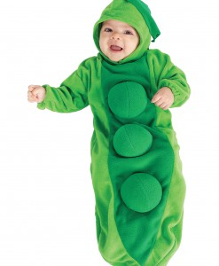 Newborn Baby Pea in the Pod Costume