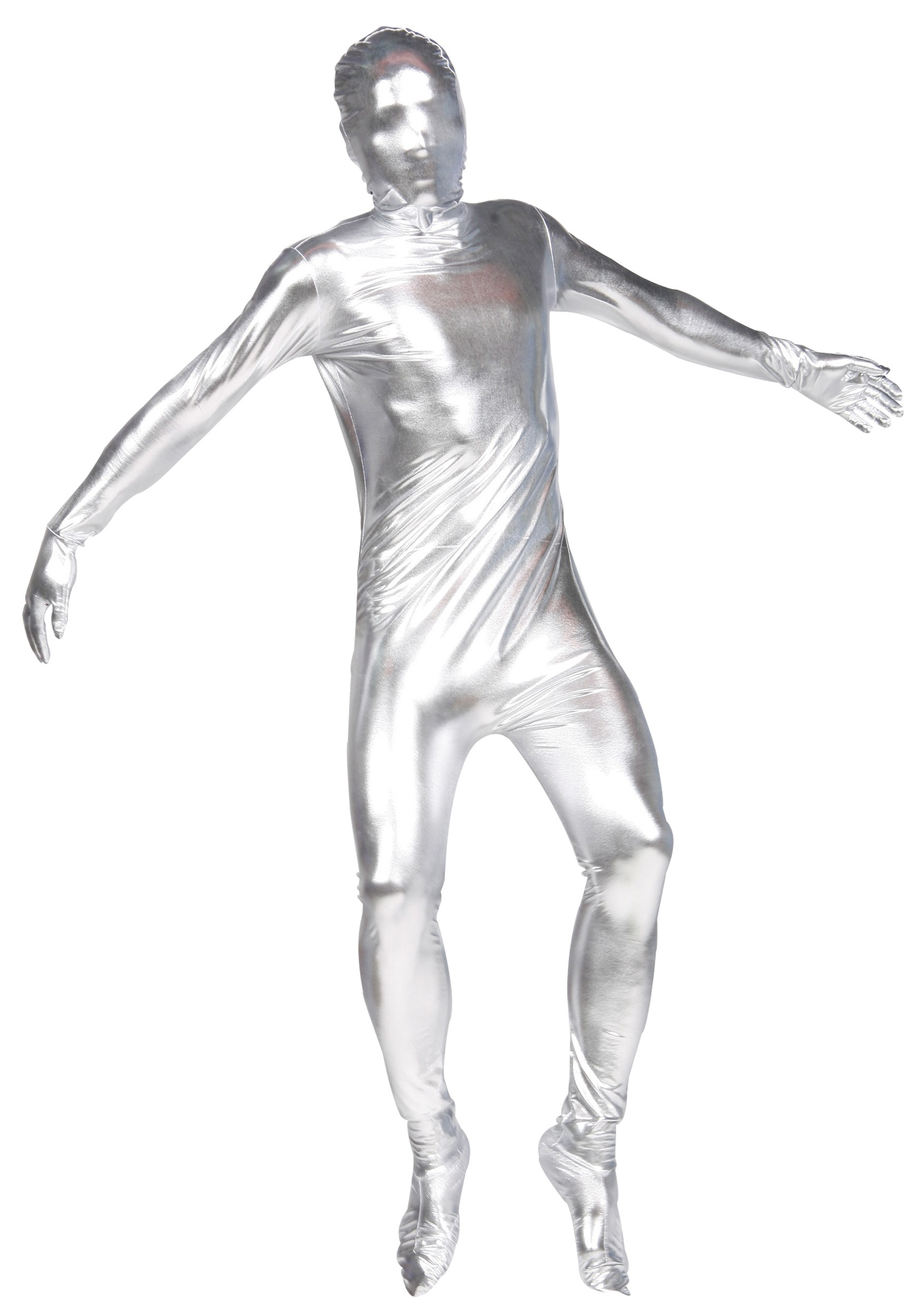 585fefc72 Silver Invisible Man Suit