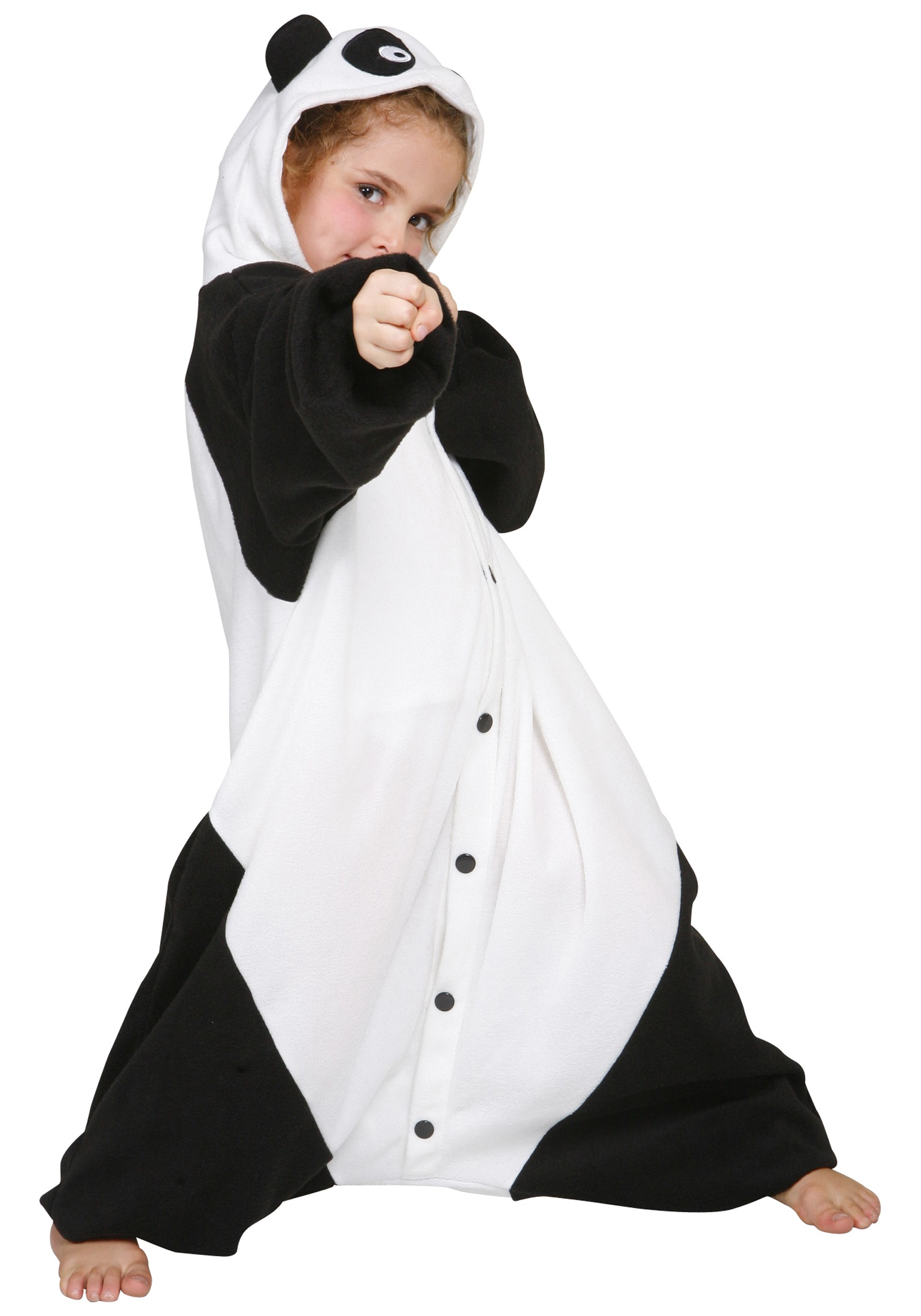 Kids Panda Pajama Costume - Halloween Costume Ideas 2018 2537e6539067