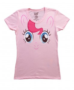 Womens My Little Pony Pinkie Pie Costume T-Shirt