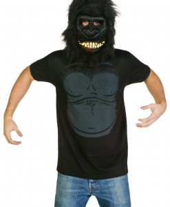 Mens Gorilla Costume T-Shirt