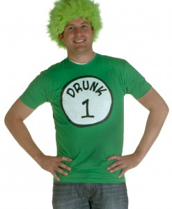 Drunk 1 Costume T-Shirt