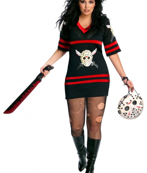 Plus size sexy adult costume