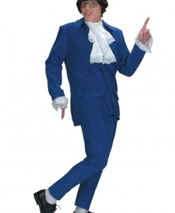 Deluxe Austin Powers Costume