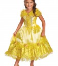 Girls Belle Sparkle Deluxe Costume