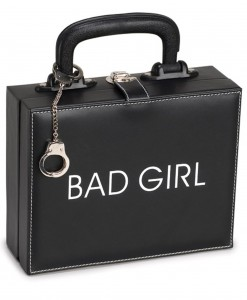 Bad Girl Briefcase Purse