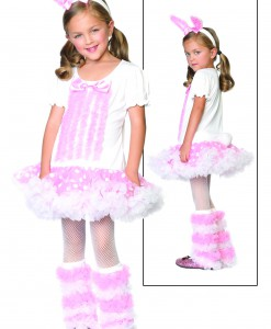 Child Tutu Bunny Costume