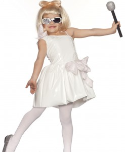 Toddler Popstar Costume