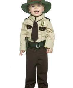 Toddler State Trooper Costume