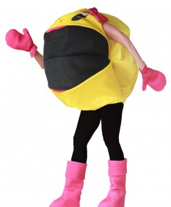 Ms Pac Man 3D Costume