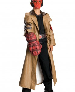 Deluxe Child Hellboy Costume