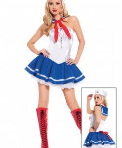Pretty Soldier Sailor Costume