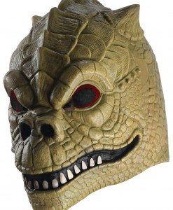 Bossk Latex Mask