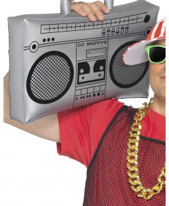 Inflatable Boombox