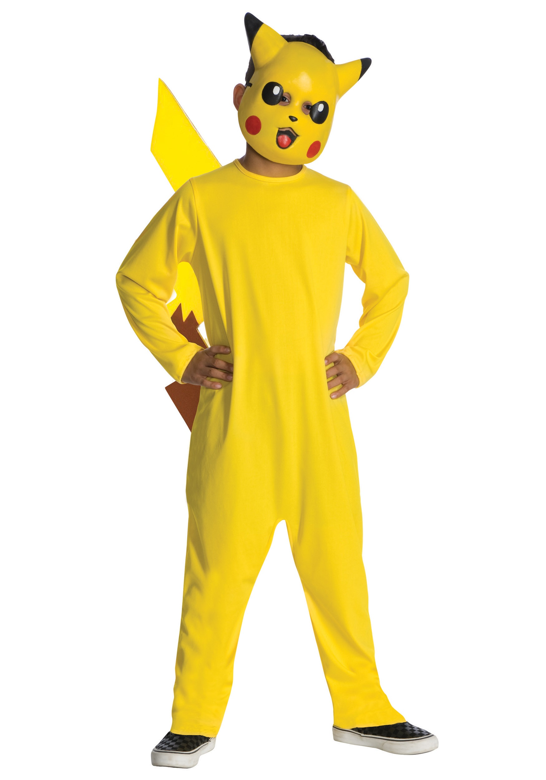 deluxe kids pikachu costume - halloween costume ideas 2018