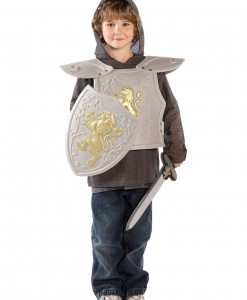 Child Knight Armor Set