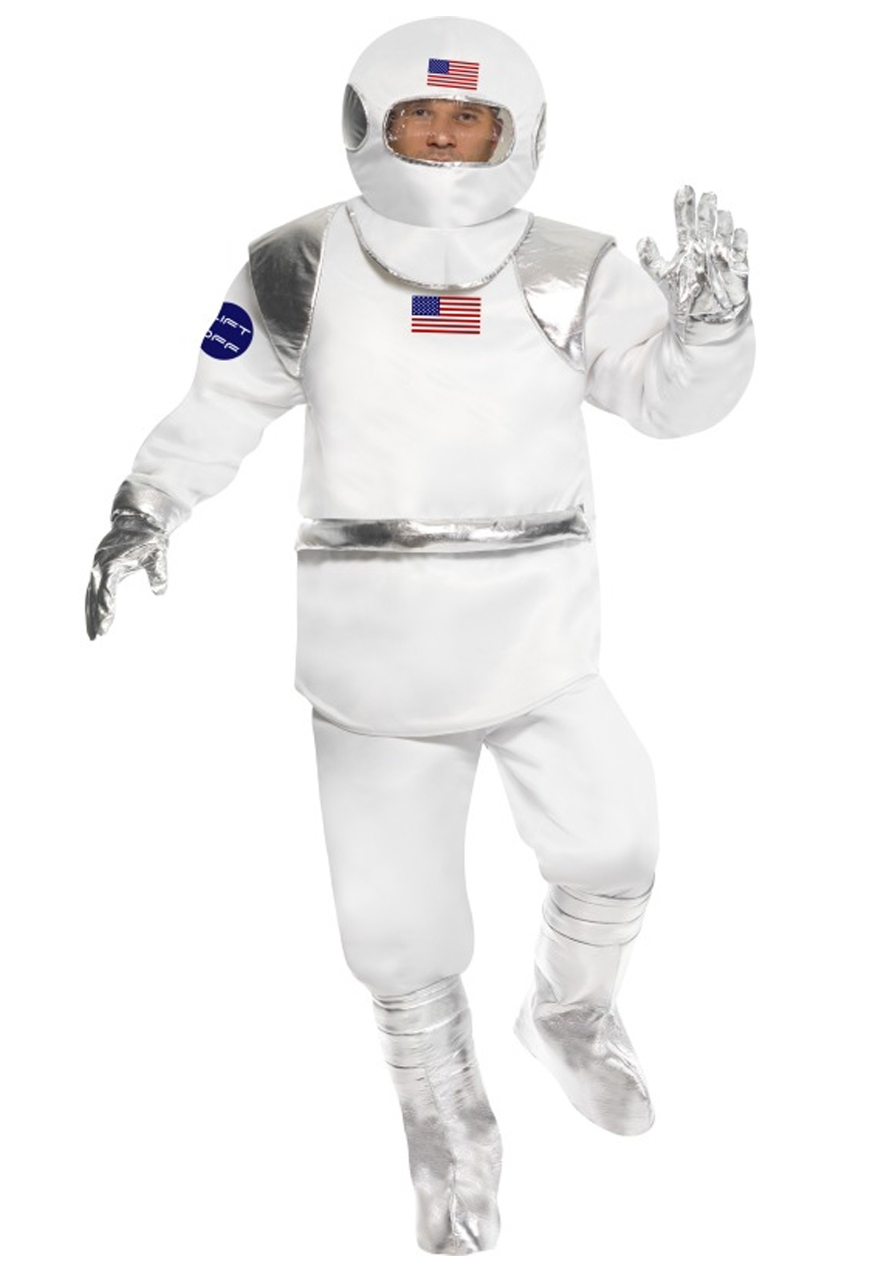 Adult astronaut costume