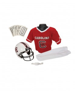 South Carolina Gamecocks Child Football Uniform