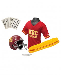 USC Trojans Child Football Uniform