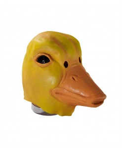 Duck Mask Latex